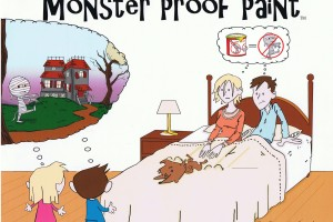 Monster Proof Paint
