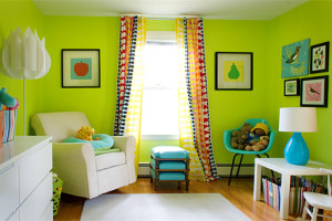 Color For Kids Rooms. Should they choose their own colors?