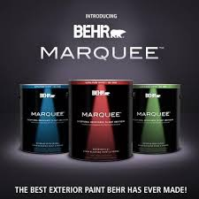 Behr Marquee (Home Depot) Paint - Consumer Reports