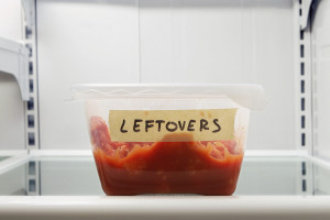 Is Painting Like Leftovers in the Fridge?