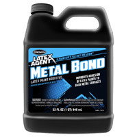 Latex Agent Metal Bond