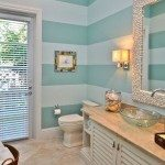 Matching Bathroom Colors with the Décor