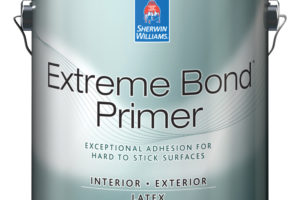 SHERWIN-WILLIAMS NEW EXTREME BONDTM PRIMER NOW AVAILABLE