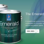 Emerald® Interior/Exterior Waterbased Urethane Trim Enamel