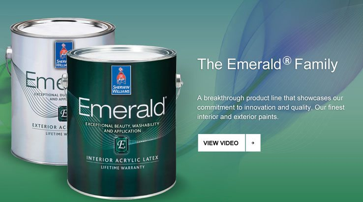 Emerald® Interior/Exterior Waterbased Urethane Trim Enamel ...